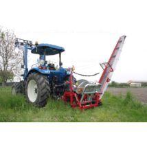 AMR SCIOMAT - Körfűrész szállítószalaggal - Traktor PTO