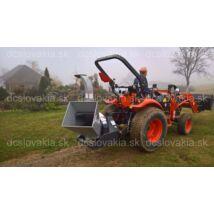 Ágaprító gép SN18 traktorhoz