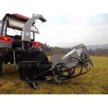 Aprító gép SN21 traktorhoz (Jansen BX-92RS)