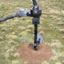 Talajfúró traktorhoz SN25/1 (Jansen TBG-100)