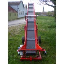 5 méteres független szállítószalag – TMB sorozat (HIDRAULIKUS)