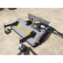 Hidraulikus 130cm-es homlok-függesztésű