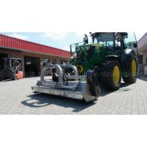 SZÁRZÚZÓ – MULCSOZÓ 220 traktorra előre és hátra, oldalmozgással SN51 (Jansen AG-220)