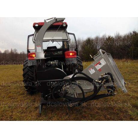 Ágaprító gép SN20 traktorhoz