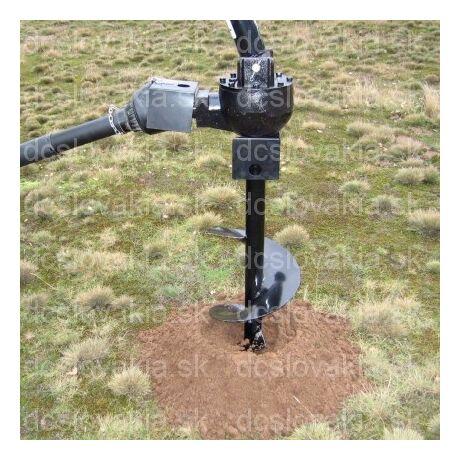 Talajfúró traktorhoz SN25/1