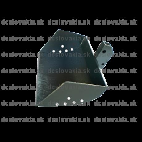 Tisztító - rakodókanál KN5 51cm