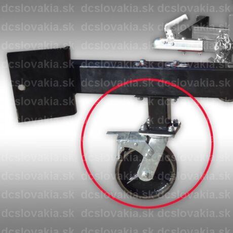 Mozgatható kerekek a SPIDER Minikotró-árokásóhoz SN12
