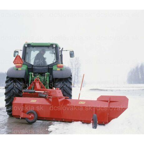 K.T.S. Hidraulikus gréder - hó,földgyalu - 3 pontra akasztható